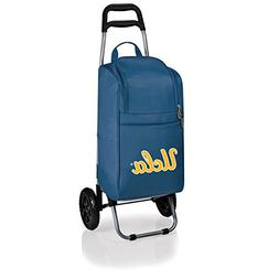 NCAA UCLA Bruins Insulated Cart Cooler with Wheeled Trolley,