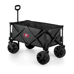 PICNIC TIME NFL San Francisco 49ers Elite Edition Collapsibl
