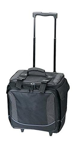 Travelwell Polyester Bottle Limo 12 Bottle Wine Case Tote Co