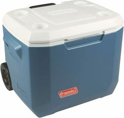 Coleman Portable Cooler with Wheels   Xtreme Wheeled Cooler,