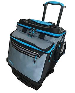 Titan PortableHigh Performance Rolling Cooler Collapsible Ca