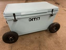 Rtic Cooler 110 Wheel Tire Axle Kit--COOLER NOT INCLUDED
