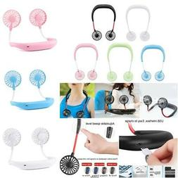 Sports Portable USB Rechargeable Lazy Hands-Free Hanging Nec