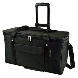 Picnic at Ascot Ultimate Travel  Cooler with Wheels- 36 Quar