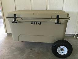 Chilly Wheelies - Wheel Kit for RTIC 65 QT Cooler