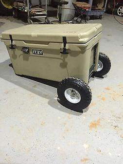 Chilly Wheelies - Wheel Kit for Yeti 45 Qt Cooler