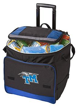 Broad Bay Wheeled Middle Tennessee Cooler MT Rolling Coolers