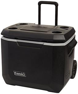 Coleman 50-Quart Wheeled Cooler   Xtreme 5-Day Cooler with W